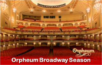 Orpheum Spring Season Announcement