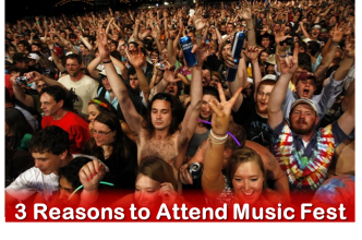 3 Reasons to Attend Music Fest