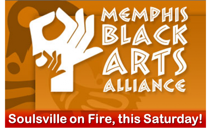 Soulsville on Fire, this Saturday!